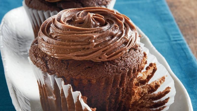 Chocolate Extreme Cupcakes