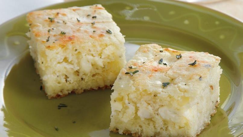 Feta Cheese Squares