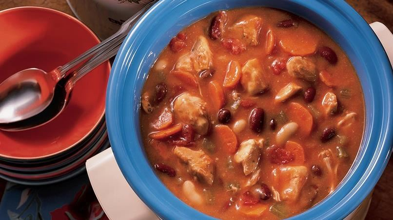 Slow-Cooker Italian Chicken Stew