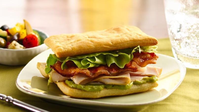 California Crescent Sandwiches