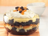 Chocolate-Orange Punch Bowl Cake