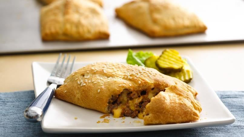 Big & Tasty Cheeseburger Pockets