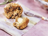 Banana-Raisin Muffins