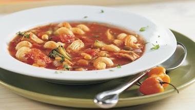 Rio Grande Turkey Soup