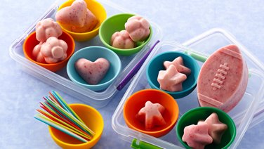 Grab and Go Smoothie Poppers
