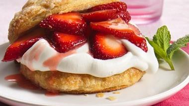 Grands!® Strawberry Shortcakes