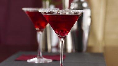 Pomegranate Cocktails