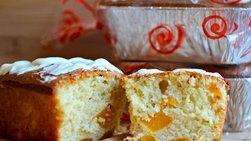 Pan de Mango con Chocolate Blanco