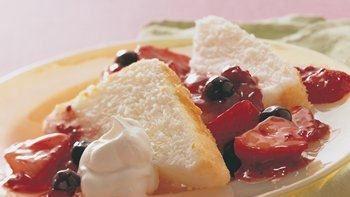 Razzle-Dazzle Berry Shortcake