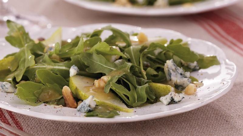 Arugula-Pear Salad