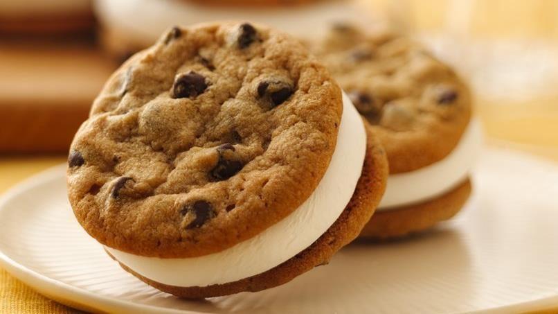 S'more Sandwich Cookies