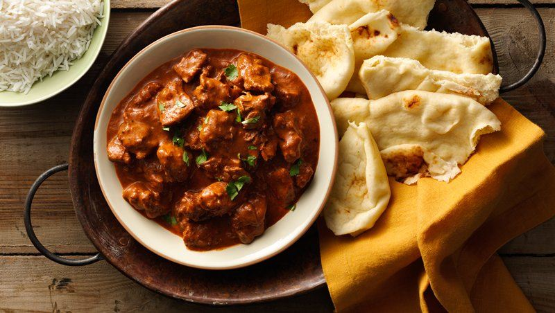 Slow-Cooker Butter Chicken recipe from Betty Crocker