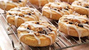 Cinnamon-Sugar Pinwheels