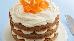 Torta Triple de Zanahoria
