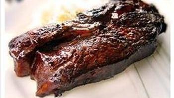 Asian BBQ Steak