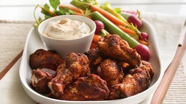 Grilled Firecracker Chicken Drummies