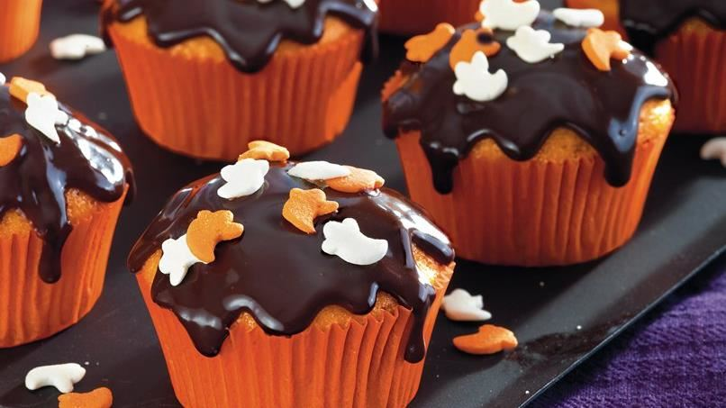Chocolate Orange Baby Cakes