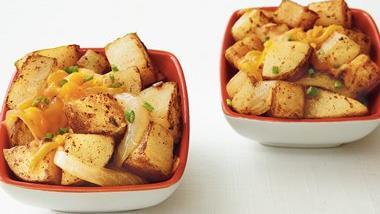 Chili-Fried Potatoes