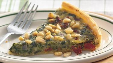 Tuscan Spinach Torta