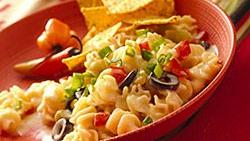 Mexican Macaroni and Cheese