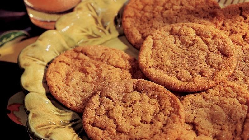 Triple-Ginger Cookies