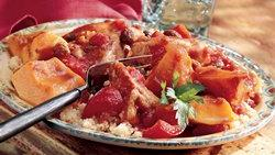 Slow-Cooker Mediterranean Chicken