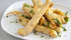 Beer-Battered Asparagus