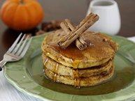 Pumpkin Pie Pancakes