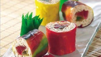 Gluten-Free Fruiti Sushi