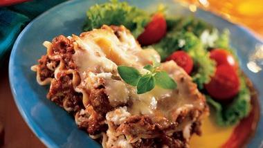 Lean Lasagna