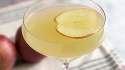 Apple Ginger Martini