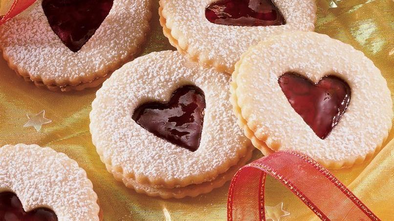 Sandwiched Sugar Cookies