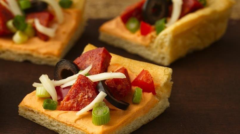 Easy Italian Pizza