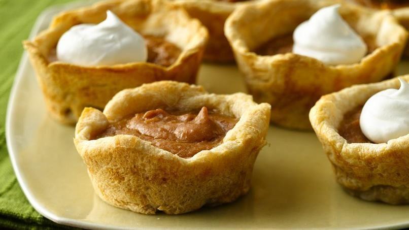Grands!® Jr. Sweet Potato Tarts