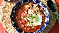 Easy Aztec Soup