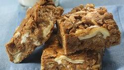 No-Bake Apple Breakfast Bars