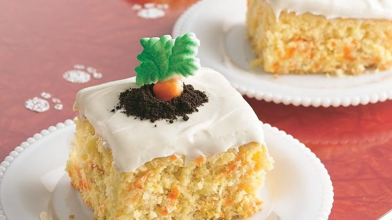Pineapple-Carrot Cake