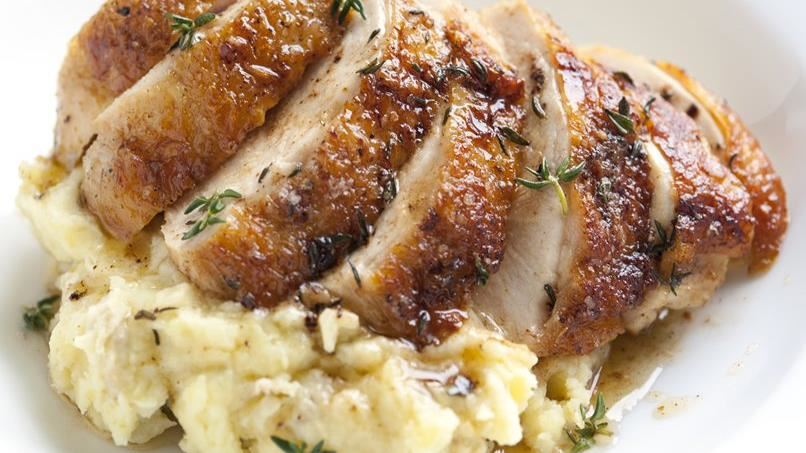 Pan-Roasted Chicken