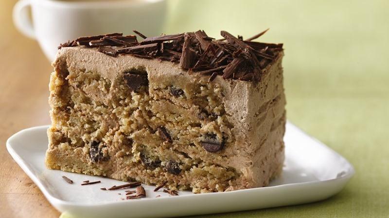 Gluten-Free Chocolate Chip Ice Box Cake