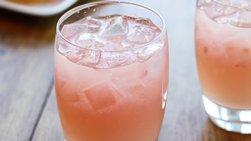 Ginger Grapefruit Mocktail