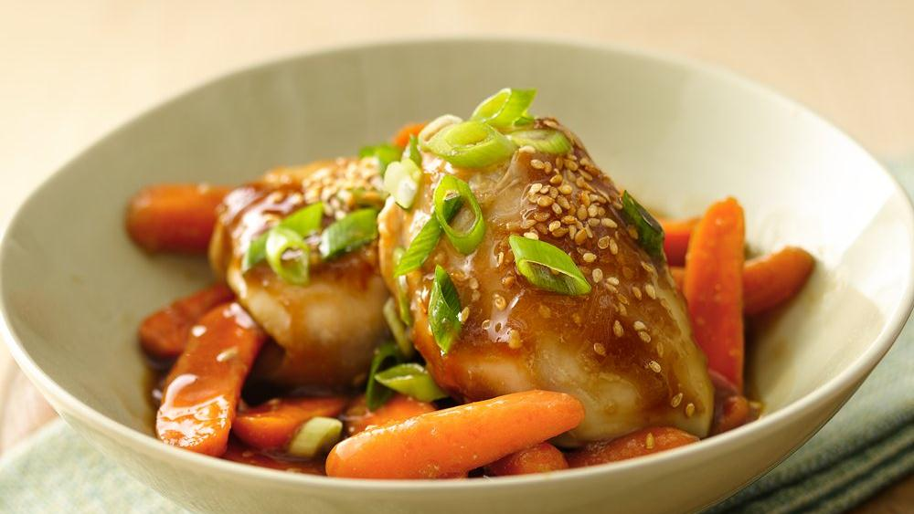 Sesame Ginger Chicken
