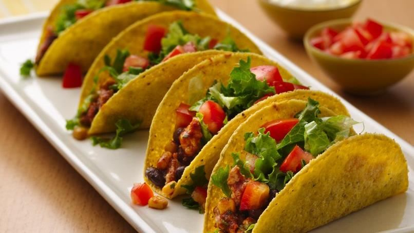 Southwest Turkey Tacos