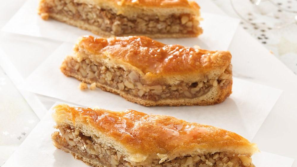 Quick Crescent Baklava