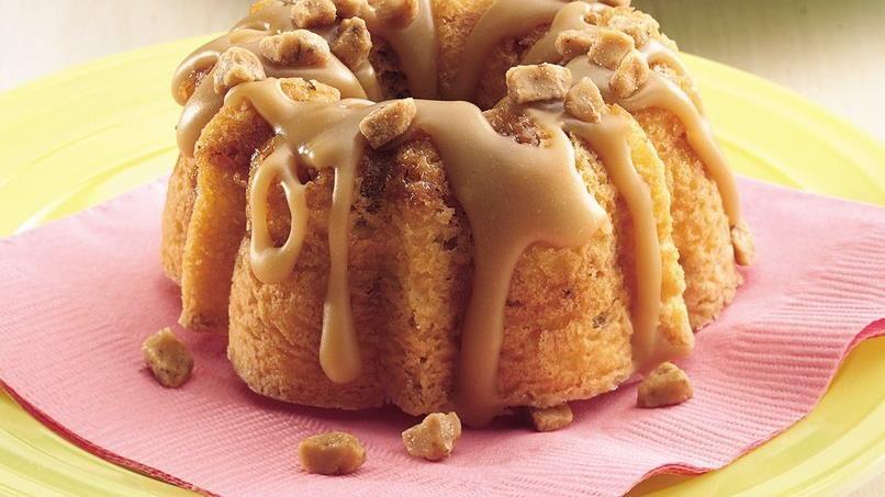 Praline Mini Cakes