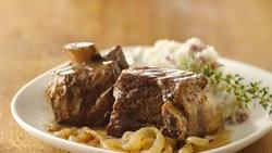 Beef Short Ribs Carbonnade