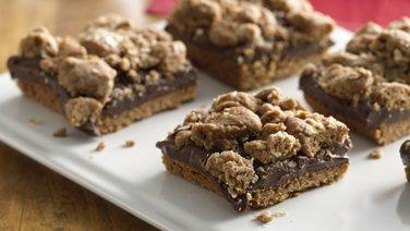 Gingerbread Cookie Fudge