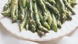 Lemon-Glazed Asparagus