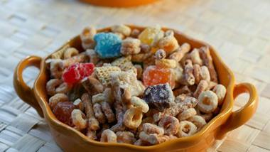 Chex® & Cheerios® PB&J Snack Mix