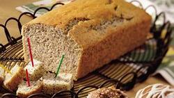 Poppy Seed Bread