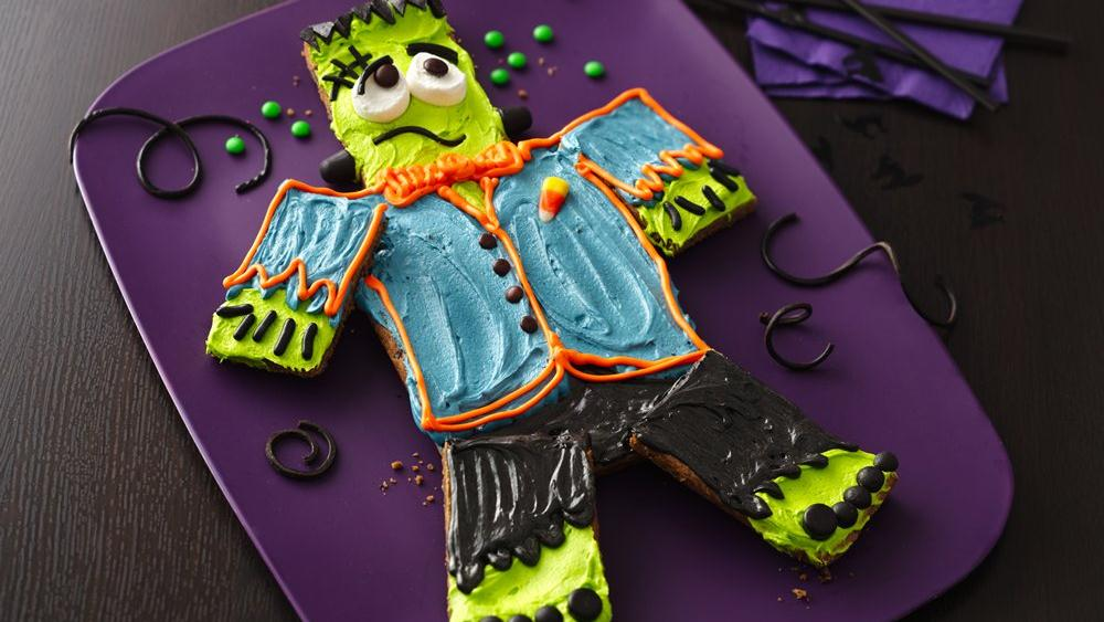 Frankenstein Cookie